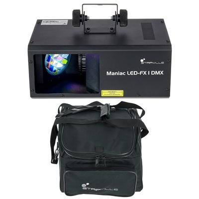 Stairville Maniac LED-FX 1 DMX Bundle