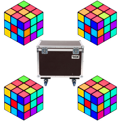 Ignition Magic Cube 3D Bundle