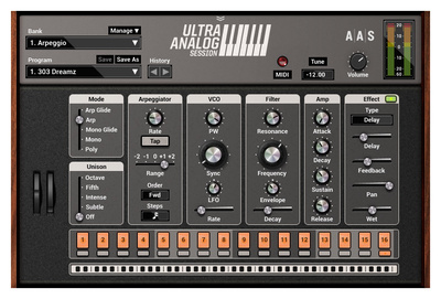 Applied Acoustics Systems Ultra Analog Session