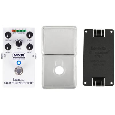 MXR Bass Comp Bundle PS A1 RB