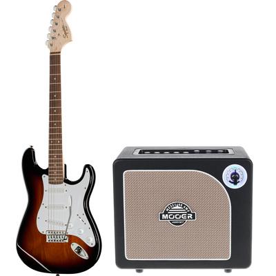 Fender Squier Affinity IL BSB Bundle