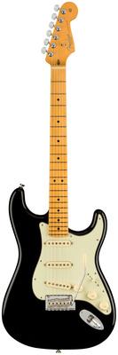Fender AM Pro II Strat MN BLK B-Stock
