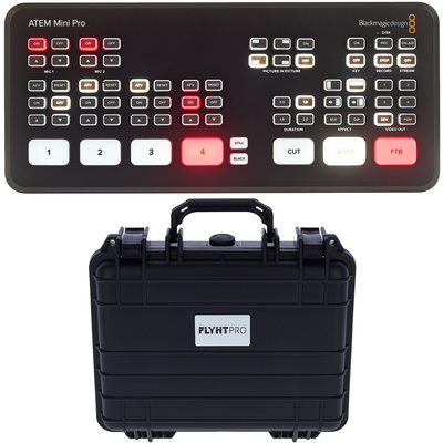 Blackmagic Design ATEM Mini Pro Bundle
