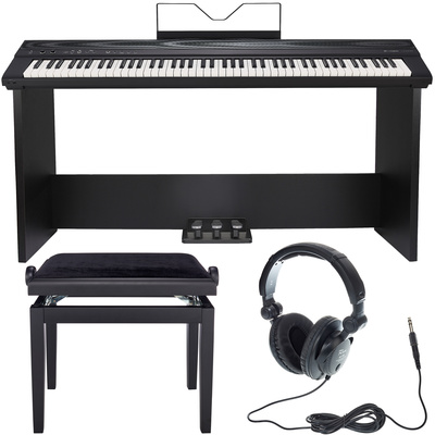 Thomann DP-28 Digital Piano Bundle
