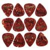 Gibson Tortoise Picks Medium 12pc