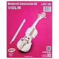 Quay Woodcraft Kit - Violin