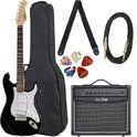 Thomann Guitar Set G2 Black