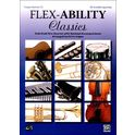 76. Alfred Music Publishing Flex-Ability Classics Trumpet
