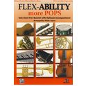 77. Alfred Music Publishing Flex-Ability More Pops Oboe