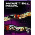 35. Alfred Music Publishing Movie Quartets for All Flute