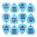 82. Dunlop Tortex III Riffle 1.00 Pack