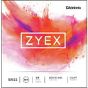 15. Daddario DZ610-3/4L Zyex Bass 3/4