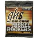 62. GHS Big Core Nickelrockers 9,5/43