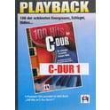 Musikverlag Hildner 100 Hits C-Dur 1 Playback CDs