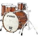 100. Sonor SQ2 Shell Set Smoked Larch