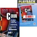 Musikverlag Hildner 100 Hits in C-Dur 1 Set