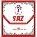 15. Saz 651B Long Neck Saz Strings