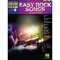 11. Hal Leonard Drum Play-Along Easy Rock
