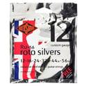 65. Rotosound Silvers 12-56 Nickel Strings