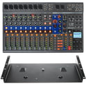 Zoom LiveTrak L-12 Rack-Kit Bundle