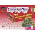 53. LeuWa-Verlag 24 Weihnachtslieder Ukulele