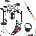 Roland TD-07KV V-Drum Set Bundle