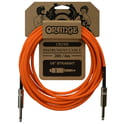 Orange Instrument Cable Orange 6 m