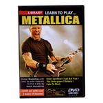 Roadrock International Learn To Play Metallica 1