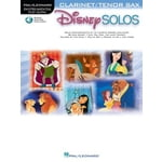 Hal Leonard Disney Solos T-Sax