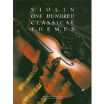 Music Sales 100 Classical Themes Violin