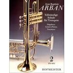 Friedrich Hofmeister Verlag Arban Schule für Trompete 2
