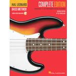 Hal Leonard Bass Method Complete Edition