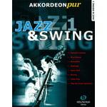Holzschuh Verlag Akkordeon Pur Jazz & Swing