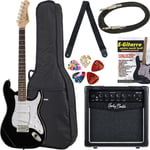 Thomann Guitar Set G13 Black