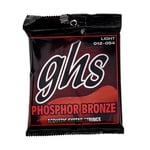 GHS S325 Phosphor Bronze Light