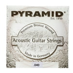 Pyramid 040 Single String