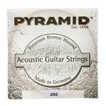 Pyramid 050 Single String
