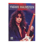 Alfred Music Publishing Yngwie Malmsteen DVD