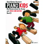 Schott Piano Kids 3