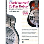 Alfred Music Publishing Teach Yourself to Play Dobro