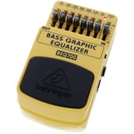 Behringer BEQ700 Bass Graphic Equalizer