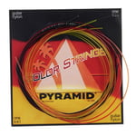 Pyramid Nylon Satz Color Germany