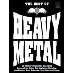 Wise Publications The Best Of Heavy Metal