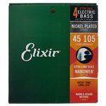 Elixir 045-130 TW XL 5 String Set