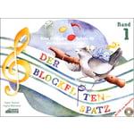 Schuh Verlag Der Blockflötenspatz 1 + CD