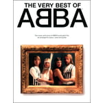 Music Sales The Very Best Of Abba