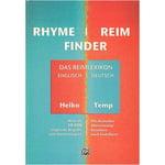 Alfred Music Publishing Rhyme/Reim Finder