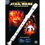 Alfred Music Publishing Selections Star Wars Recorder