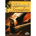 De Haske Debussy Treasures for Violin