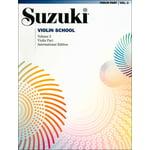 Alfred Music Publishing Suzuki Violin School 2